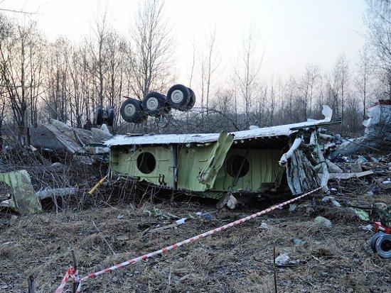 Рухнувший под Смоленском польский самолет оказался бракованным