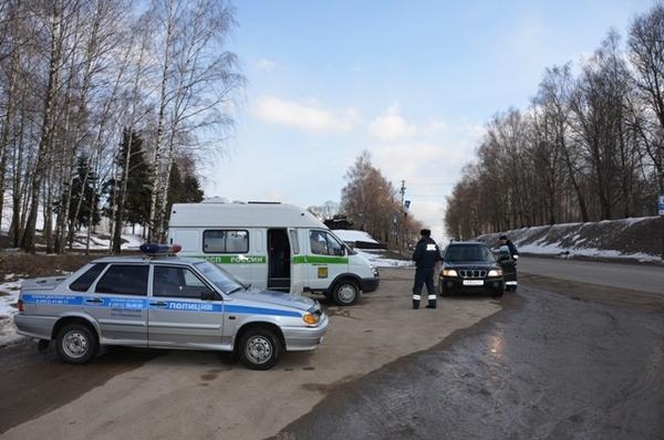 В Смоленске водителей проверили на наличие неоплаченных штрафов