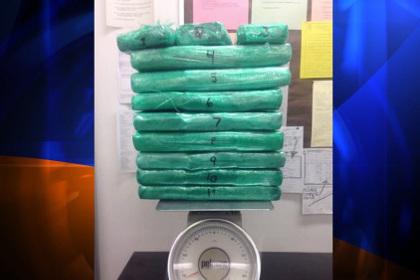 В Нью-Йорке стюардессу арестовали за попытку перевезти 30 килограммов кокаина
