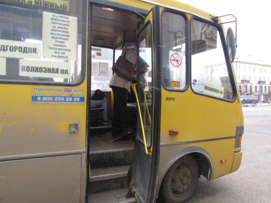 Эксперт: маршрутчики Смоленска смогут установить любую стоимость проезда
