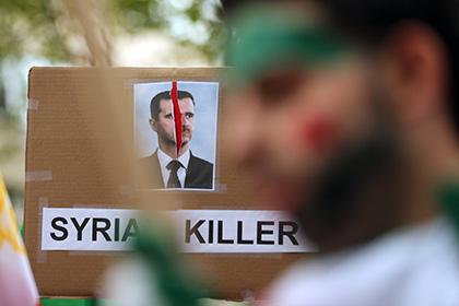Сирийская оппозиция отреагировала на предложение Асада о новом правительстве