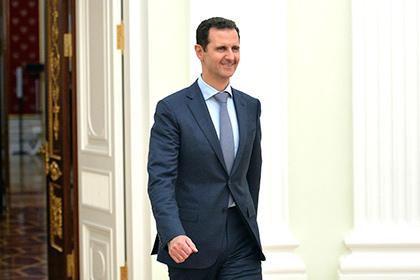 Асад рассказал о составе нового сирийского правительства