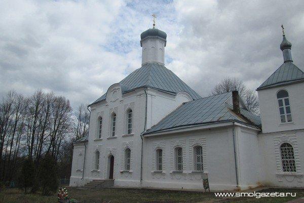 В Смоленской области перед Пасхой проведут противопожарный инструктаж священников