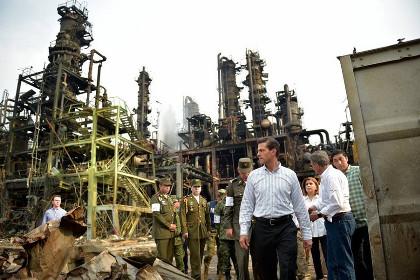 Число жертв взрыва на заводе в Мексике выросло до 24