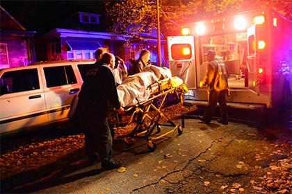 За 15 лет количество самоубийств в США выросло на четверть