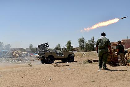 Боевики ИГ вновь применили химическое оружие