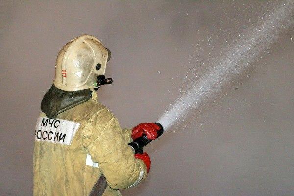 В Смоленской области после пожара в вагончике-бытовке пострадавший доставлен в больницу