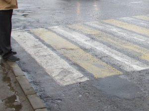 В Смоленске на Покровке убрали два пешеходных перехода