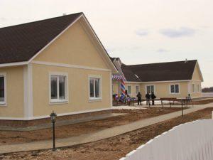 В Новодугинском районе открылся интернат для пожилых людей
