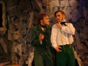 Камерный театр приглашает смолян на пластический спектакль по Гоголю