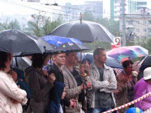 Смоленщине предрекают проливные дожди с грозами