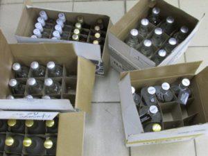 Выпуск алкоголя на «Бахусе» сократился из-за падения спроса