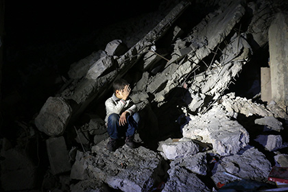 Правозащитники подсчитали жертв недельных боев за Алеппо