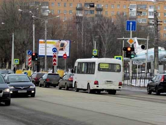 Десять улиц Смоленска перекроют из-за спортивной эстафеты