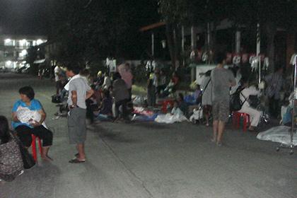 В Мьянме произошло землетрясение магнитудой 6,9