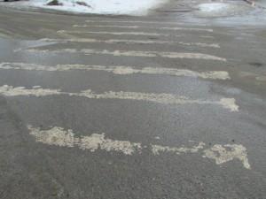 Дороги возле смоленских школ признали небезопасными для детей