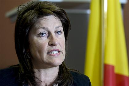 Министр транспорта Бельгии ушла в отставку из-за терактов в Брюсселе