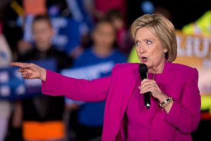 Клинтон сняла с себя ответственность за хаос в Ливии