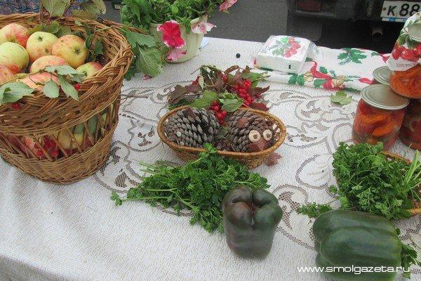 Смоленск готовится к проведению садоводческой ярмарки