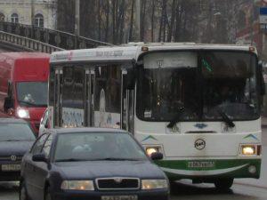 В Смоленске начинают ходить дачные автобусы