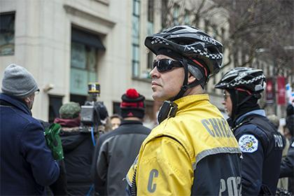 В полиции Чикаго нашли расистов
