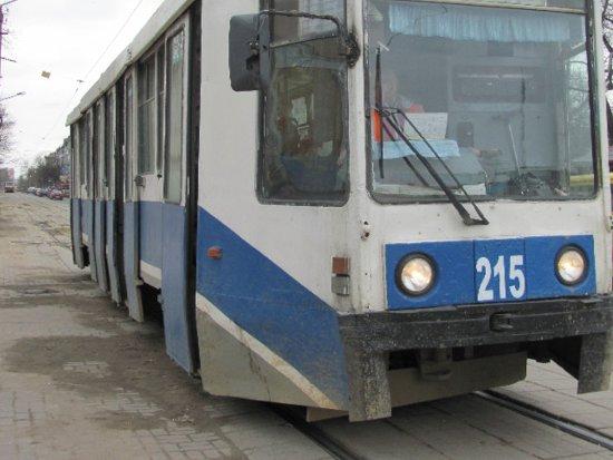 Бэушные трамваи начнут привозить из Москвы в начале мая