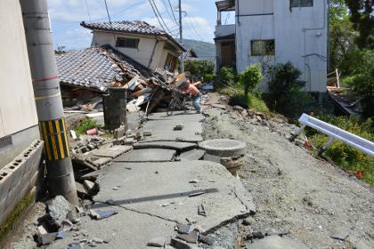 Около 250 тысяч японцев покинули свои дома из-за угрозы землетрясения