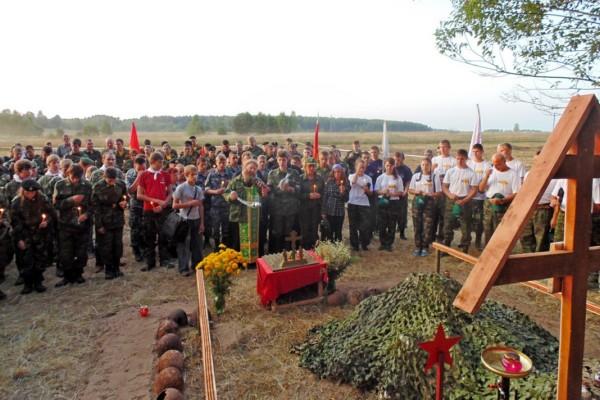 В Смоленской области появился новый поисковый отряд «Славяне»