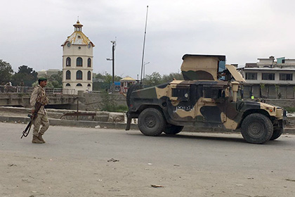 Около 200 человек пострадали в результате взрыва в центре Кабула