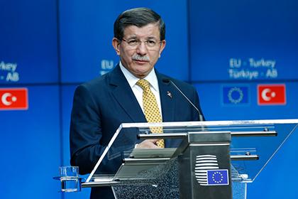 Турция пригрозила ЕС выходом из сделки по мигрантам