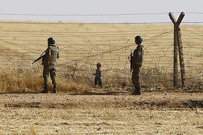 Турецкие пограничники расстреляли группу беженцев из Сирии