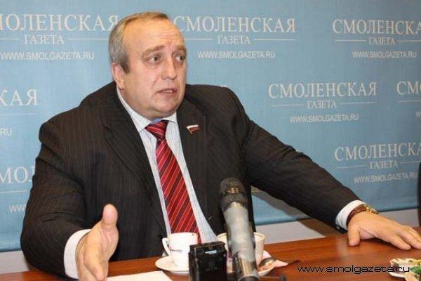 Франц Клинцевич стал вторым в медиарейтинге сенаторов Совета Федерации