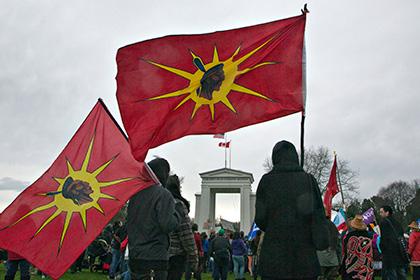 Режим ЧП ввели в общине канадских аборигенов из-за частых попыток самоубийств
