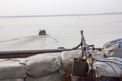 Нигерийские пираты захватили в плен 6 турецких моряков
