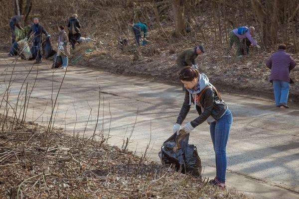 В Смоленске пройдет экологический субботник