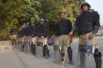 В пакистанской столице запретили протесты из соображений безопасности