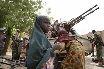 Нигерийские исламисты начали массово использовать детей-смертников