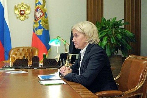 В Смоленск приехала Ольга Голодец