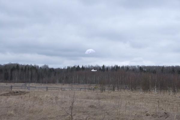 В Смоленской области лесные пожары вычисляют с воздуха