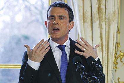Французский премьер предупредил об угрозе салафизма