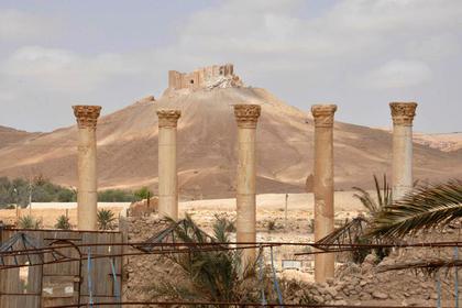 Сирийская армия отчиталась о разминировании Пальмиры
