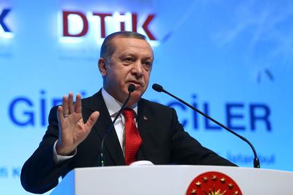 Эрдоган призвал Россию к сотрудничеству