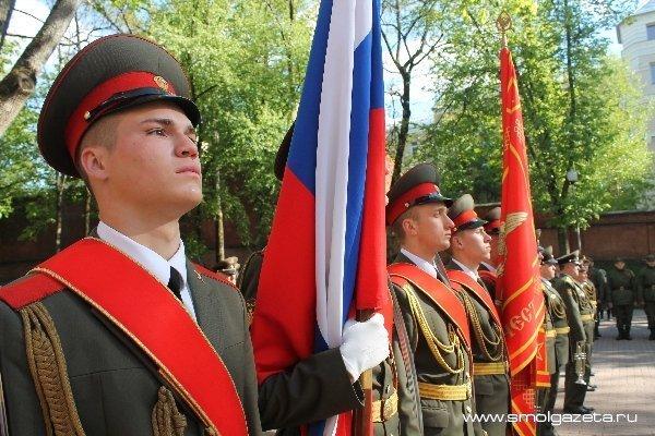 Военная прокурора Смоленского гарнизона проверяет готовность к весеннему призыву на военную службу