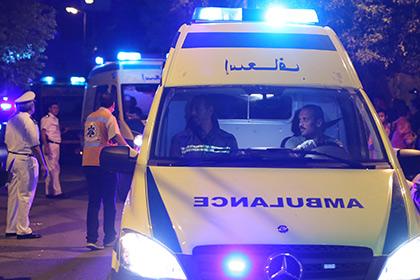 В двух терактах на Синае погибли семь человек