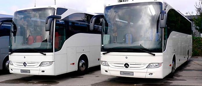 Прокат автобуса с водителем