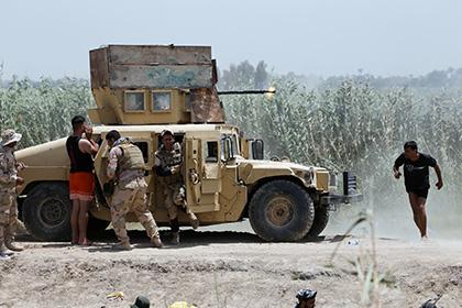 Иракская армия начала штурм Эль-Фаллуджи