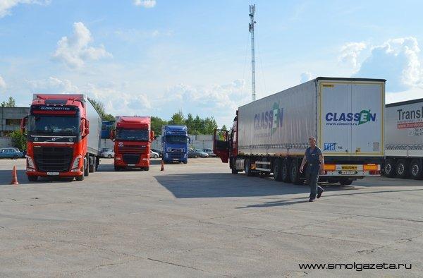 В Смоленской области создают крупный логистический центр для экспортных перевозок
