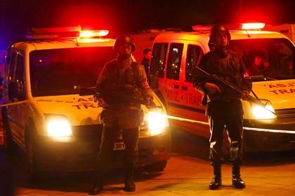 При взрыве в курдском регионе Турции пострадали 17 человек