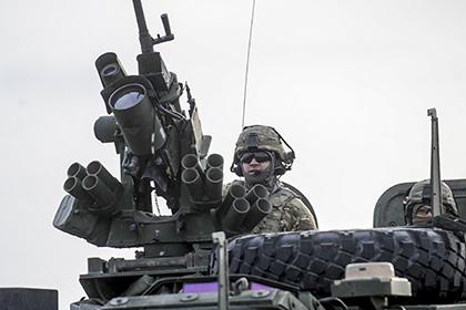 В США заявили о намерении увеличить военный контингент в Европе