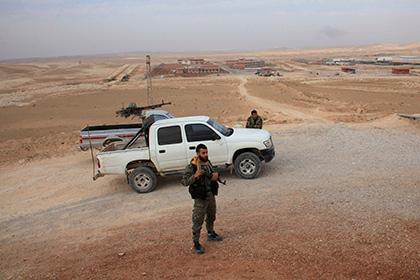 Боевики ИГ захватили крупнейшее месторождение газа в Сирии